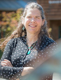 Image of Christina DeWitt, Professor and Director of OSU Seafood Research and Education Center, Food Science and Technology
